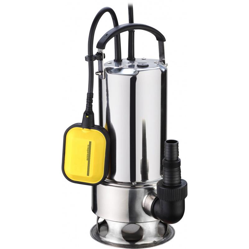 Погружной насос для грязной воды Aurora ASP 1100 D INOX (16500 л/час, 1100Вт)