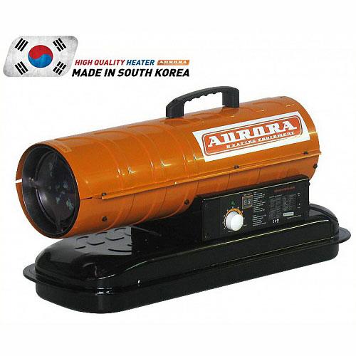 Дизельная тепловая пушка прямого нагрева Aurora TK-20000 (22 кВт, 220В, 400 куб/ч)