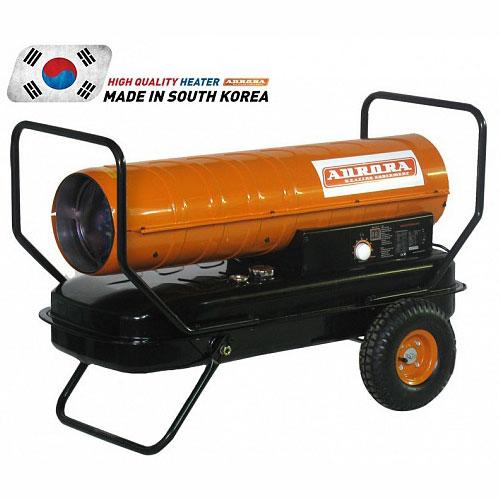 Дизельная тепловая пушка прямого нагрева Aurora TK-50000 (50 кВт, 220В, 1100 куб/ч)