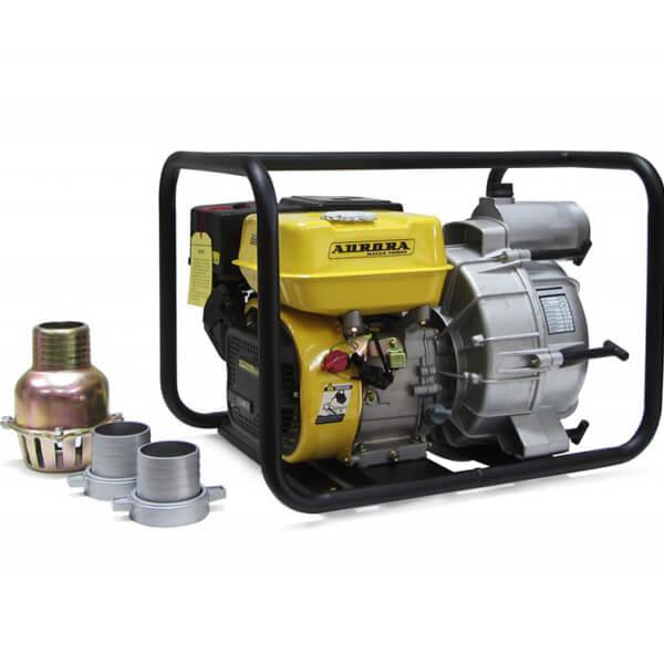 Мотопомпа для грязной воды Aurora АМР 80 D (60000 л/ч)