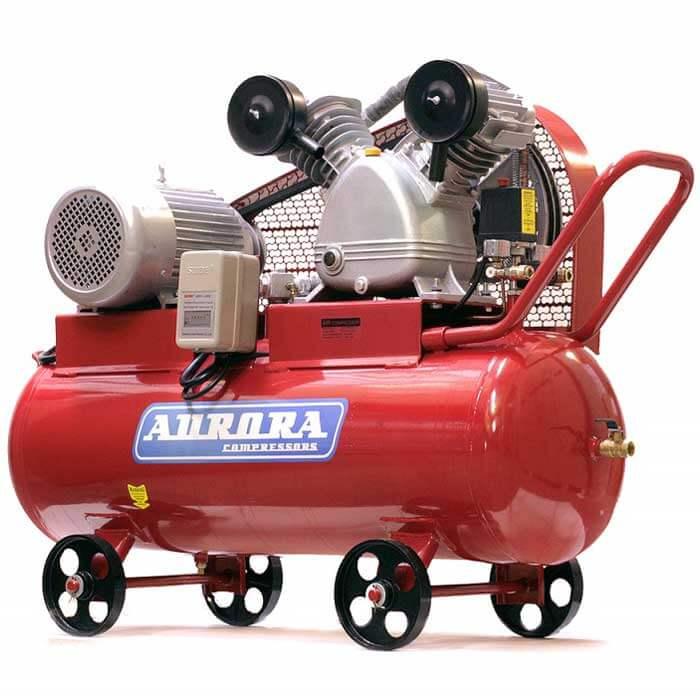 Воздушный компрессор Aurora Tornado-110 (591л/мин, 110л)