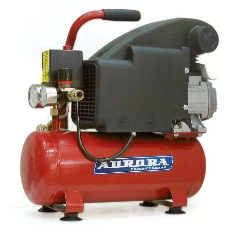 Воздушный компрессор Aurora Breeze-8 (155л/мин, 8л)