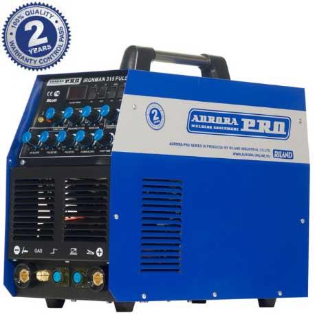 Аппарат аргонодуговой сварки Aurora PRO IRONMAN 315 PULSE  — снят с производства