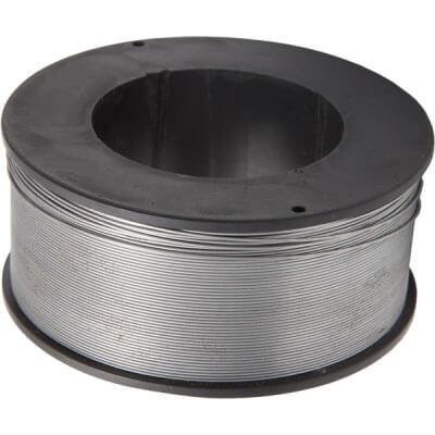 Сварочная порошковая проволока d.1,0 D200 5кг (KIRK E71T-GSдля стали)