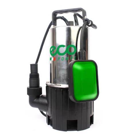 Погружной насос для грязной воды ECO DI-902 (900 Вт, 14400 л/ч)