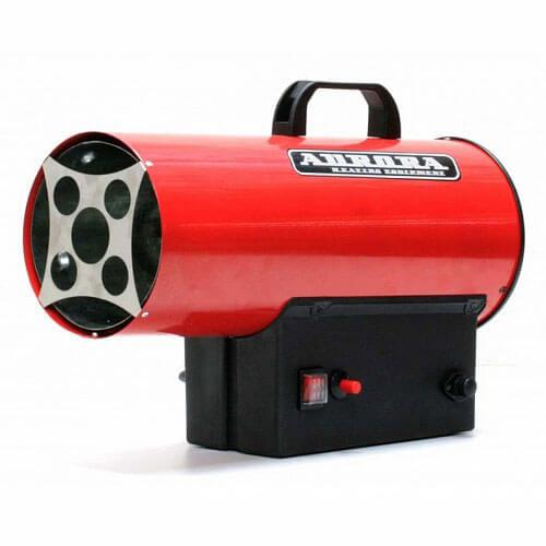 Газовый нагреватель воздуха Aurora GAS Heat 15 на 14 кВт 220В