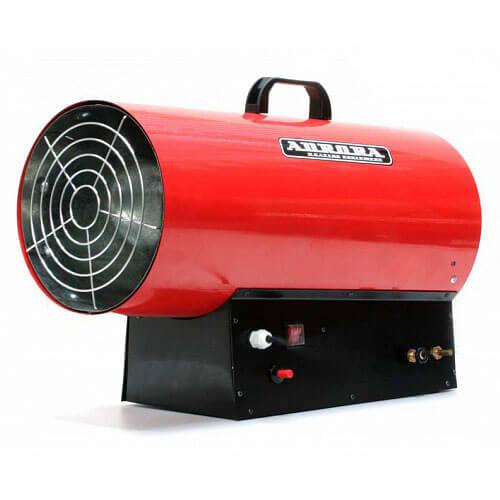 Газовый нагреватель воздуха Aurora GAS Heat 50 на 50 кВт 220В