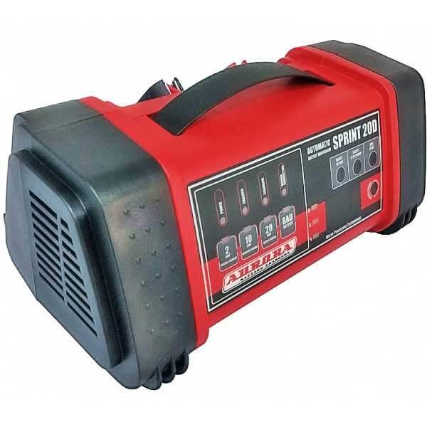 Интеллектуальное зарядное устройство SPRINT-20D (2-350 А*ч)