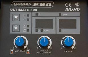 Панель управления Aurora PRO ULTIMATE 300