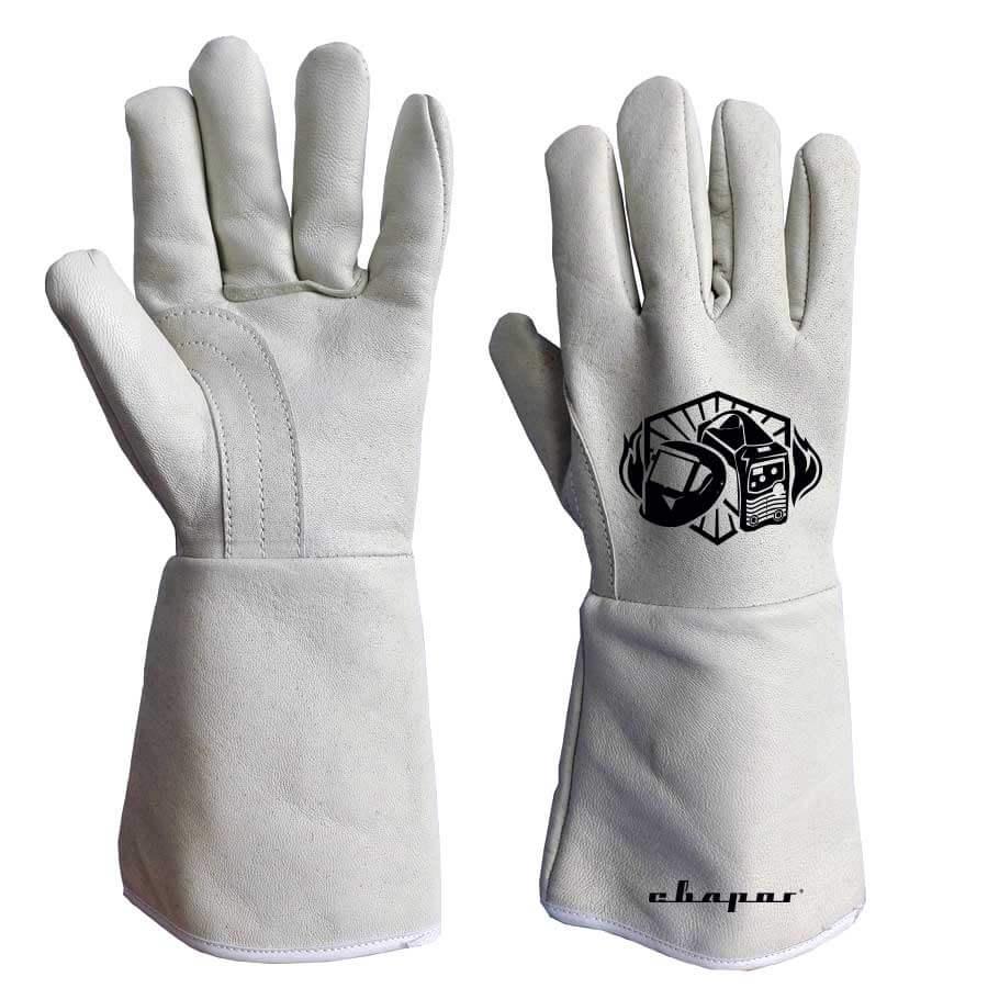Перчатки (краги) сварочные Сварог КС-82А