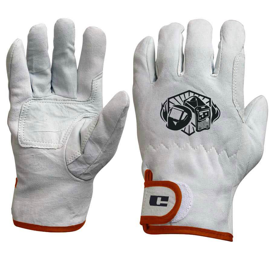 Перчатки сварочные Сварог ПР-38