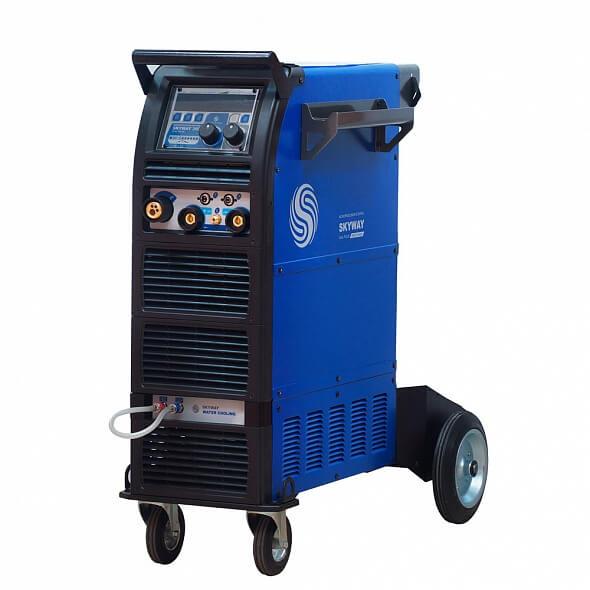Полуавтомат сварочный Aurora Skyway 350 DPULSE с водяным охлаждением