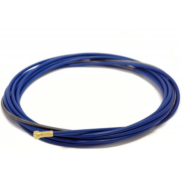 Изолированный стальной канал голубой Ø 0.6-0.8mm (3м, 4м, 5м)