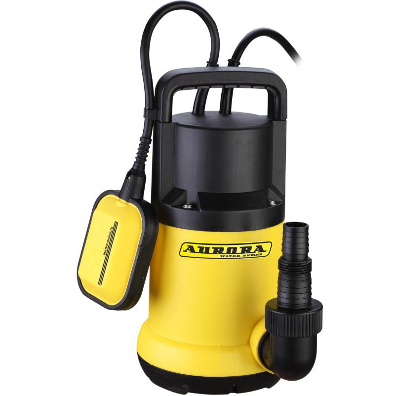 Погружной насос для чистой воды Aurora ASP 750 C (12500 л/час, 750Вт)