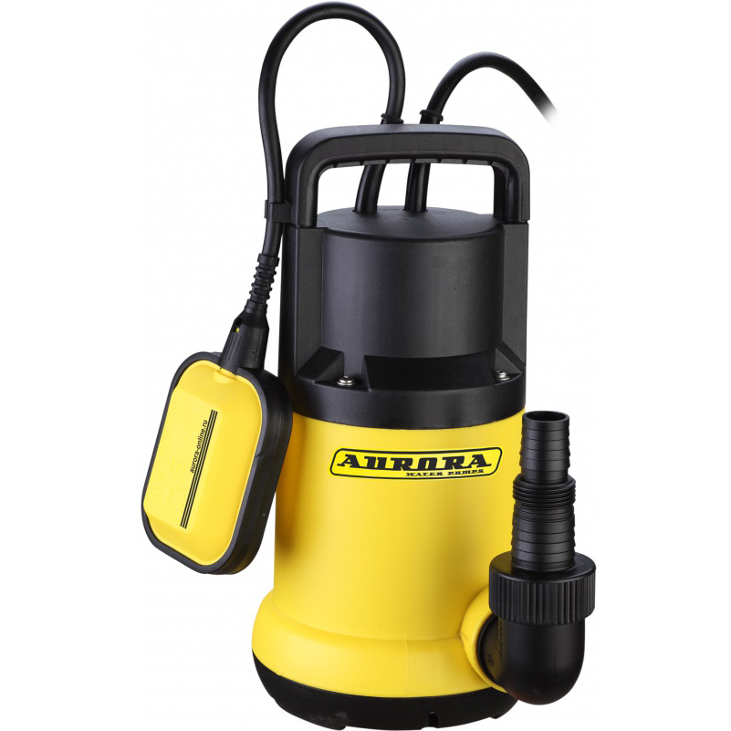 Погружной насос для грязной воды Aurora ASP 750 D (13000 л/час, 750Вт)