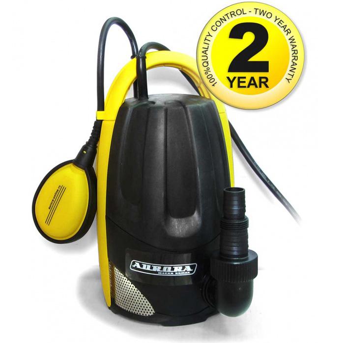 Погружной насос для чистой воды Aurora ASP 900 C Advance (15000 л/час, 900Вт)