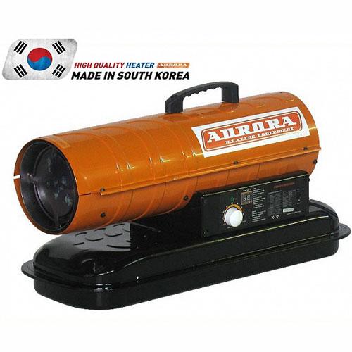 Дизельная тепловая пушка прямого нагрева Aurora TK-12000 (13 кВт, 220В, 350 куб/ч)