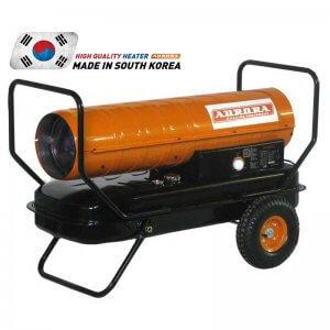 Дизельная тепловая пушка прямого нагрева Aurora TK30000 ID на 37 кВт 220В