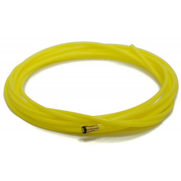 Тефлоновый канал жёлтый Ø 1.2-1.6mm (3м, 4м, 5м)