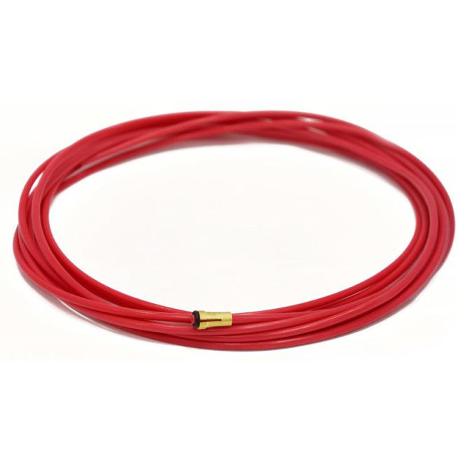 Тефлоновый канал красный Ø 1.0-1.2mm (3м, 4м, 5м)