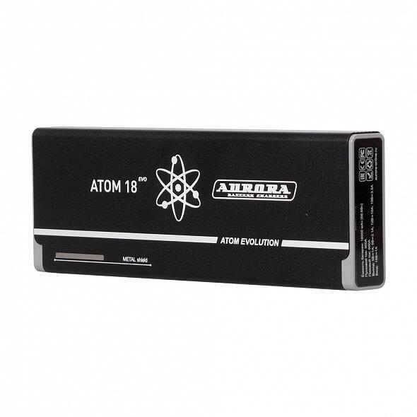 Пусковое устройство AURORA ATOM 18 Evolution (18000 мАч)