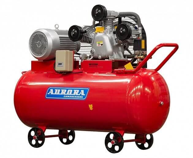 Воздушный компрессор Aurora Tornado-275 (982 л/мин, 260л)