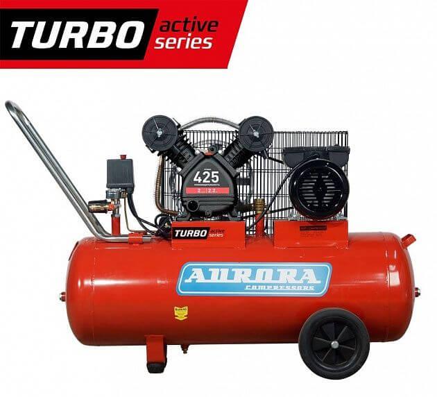 Воздушный компрессор AURORA CYCLON-75 TURBO ACTIVE SERIES