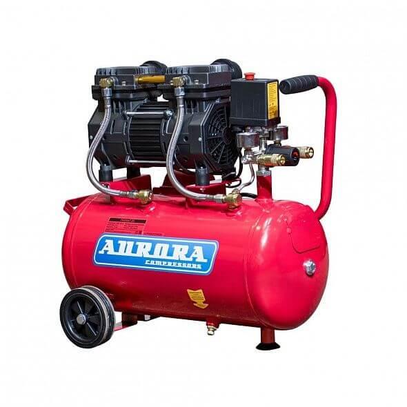 Безмасляный компрессор Aurora Passat-25 (Тихий!!!)