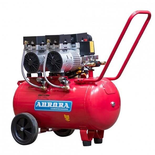 Безмасляный компрессор Aurora Passat-50 (Тихий!!!)