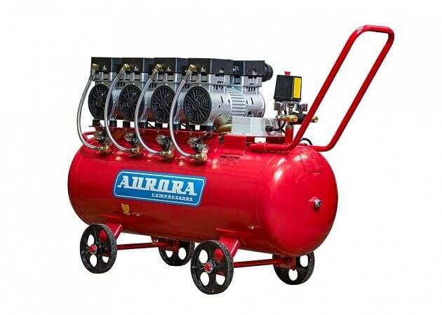 Безмасляный компрессор Aurora Passat-100 (Тихий!!!)