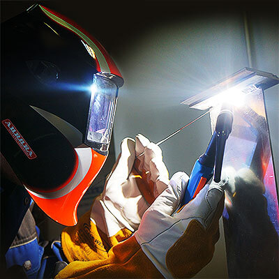 Маска сварщика Хамелеон Aurora Sun-7