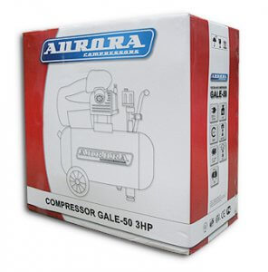 упаковка компрессора Aurora Gale