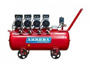 Безмасляный воздушный компрессор Aurora Passat-100