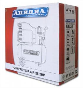 упаковка компрессора Aurora Wind-25