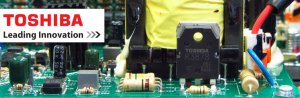компоненты TOSHIBA в плате управления полуавтомата Aurora Overman