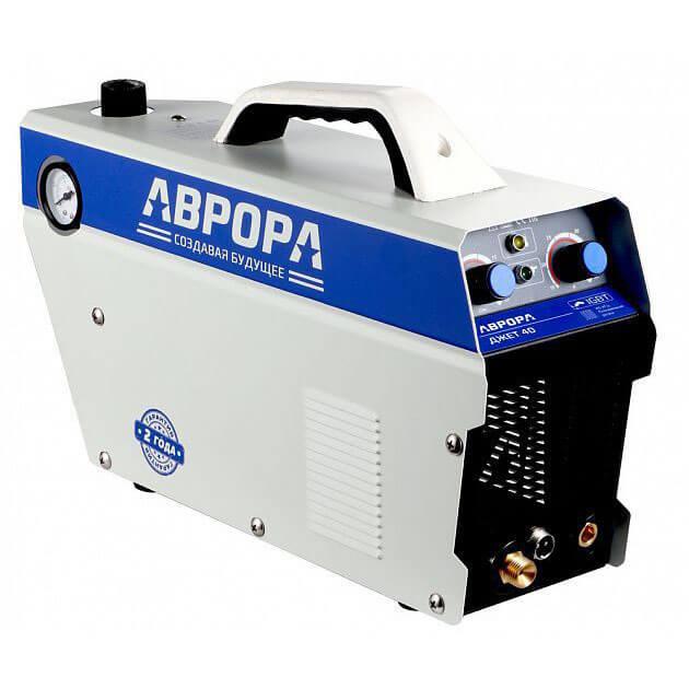 Аппарат плазменной резки Аврора Джет 40 (рез 10-12мм)