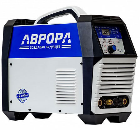 Аппарат аргонодуговой сварки Аврора Система 200 AC/DC Пульс