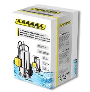 ASP 900-1100 D INOX упаковка