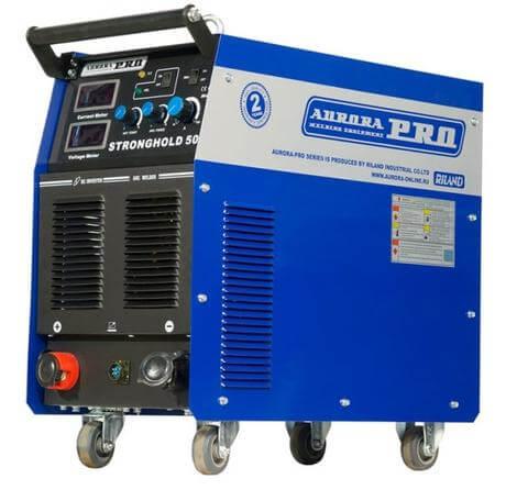 Индустриальный сварочный инвертор Aurora PRO STRONGHOLD 500 (ПВ 100%)