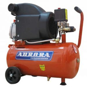 Поршневой воздушный компрессор с прямым приводом Aurora Air-25