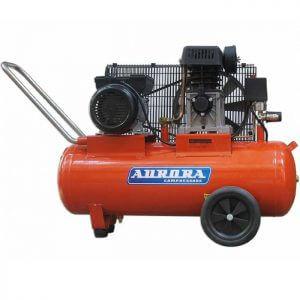 Поршневой воздушный компрессор с ременным приводом Aurora Storm-50