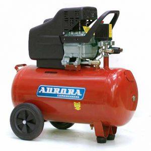 Поршневой воздушный компрессор с прямым приводом Aurora Wind-50
