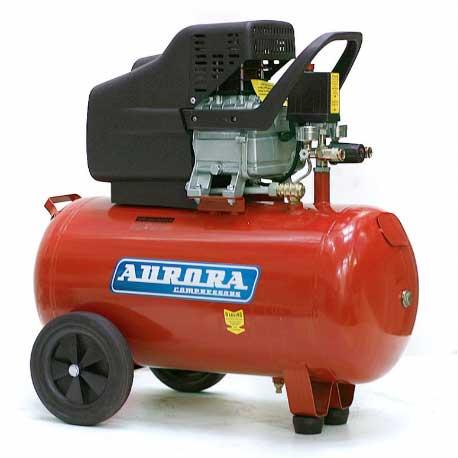 Воздушный компрессор Aurora WIND-50 (271 л/мин, 50л)