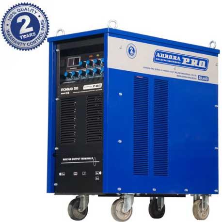Индустриальный аппарат аргонодуговой сварки Aurora PRO IRONMAN TIG 500 AC/DC PULSE (TIG+MMA)