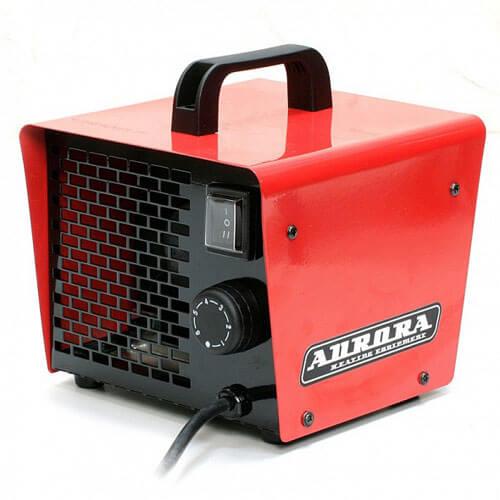 Электрическая тепловая пушка Aurora BUSY 2000 (2кВт, 220В, 100 куб/ч)