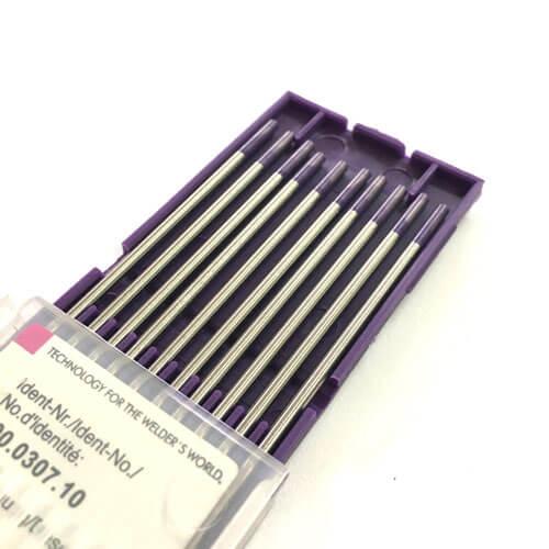 Вольфрамовый электрод E3 — D2,0х175mm BINZEL (для алюминия)