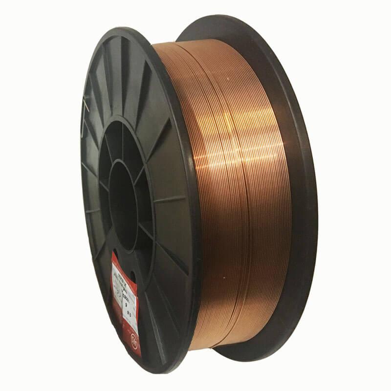 Сварочная проволока GOLD (Св-08Г2С-О) — 0.8 мм (D200-5 кг,  D300-15кг) — Польша