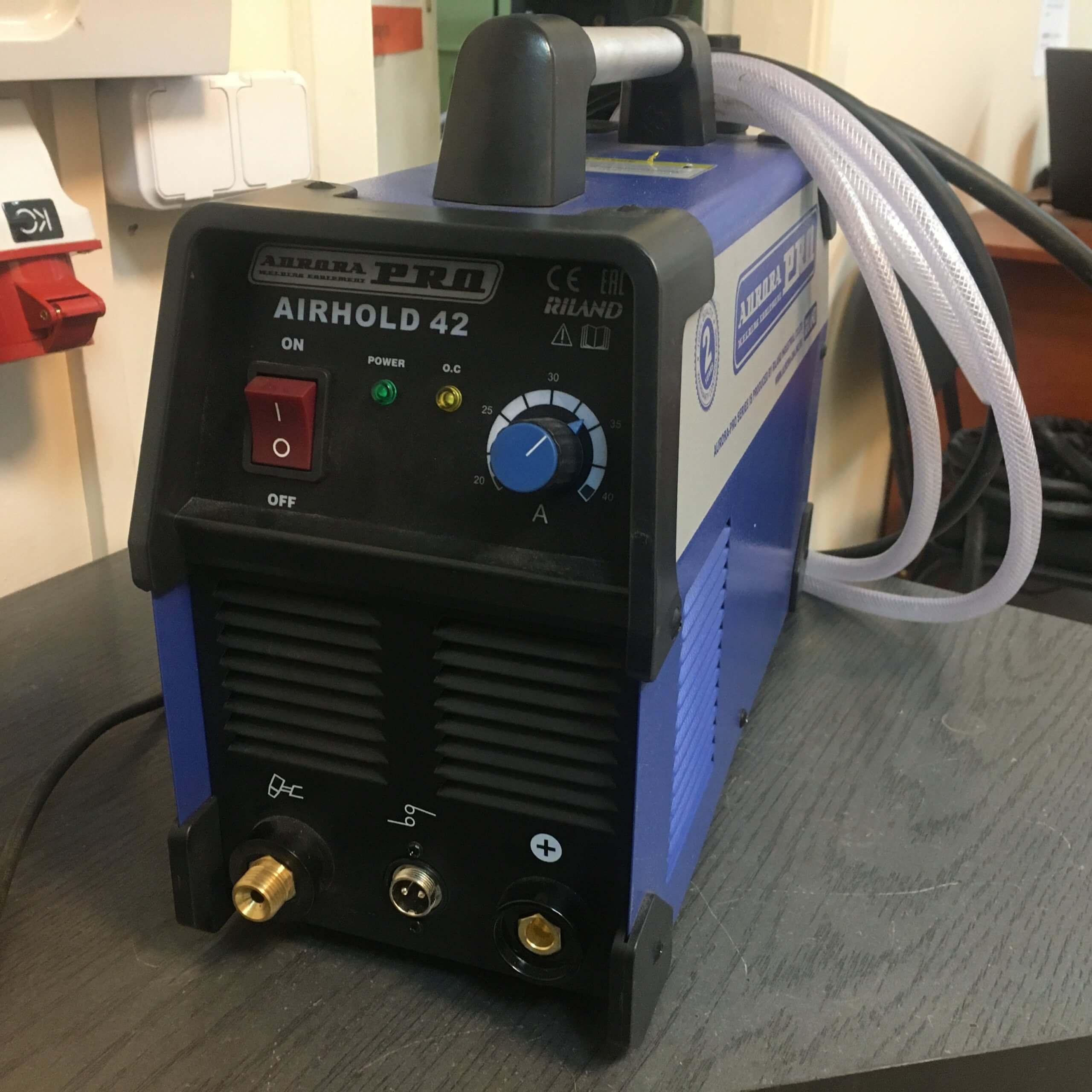 Аппарат плазменной резки Aurora PRO AIRHOLD 42 (б/у)