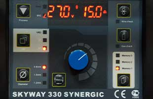 Панель управления AuroraPRO SKYWAY 330 SYNERGIC