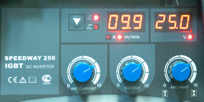 Панель управления Aurora PRO SPEEDWAY 250